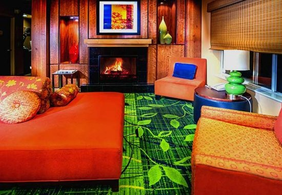 Fairfield Inn & Suites Denver North/Westminster : Lobby