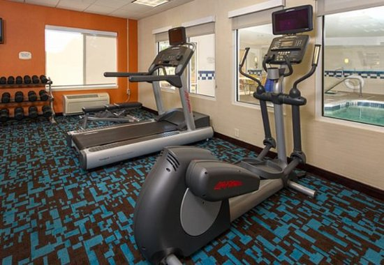 Wilson, Carolina del Nord: Fitness Center