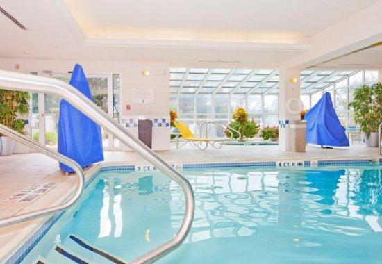 New Stanton, Πενσυλβάνια: Indoor Pool