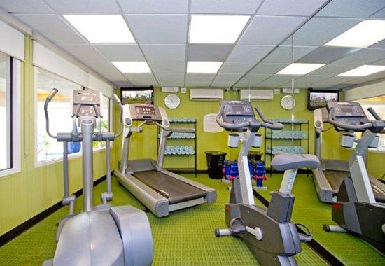 New Stanton, Πενσυλβάνια: Fitness Center