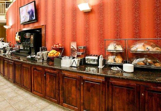 Hayward, Califórnia: Breakfast Buffet