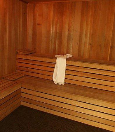 Hayward, Califórnia: Sauna