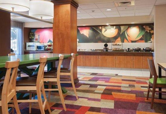 El Centro, Californië: Dining Area