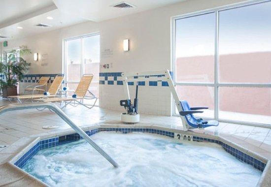El Centro, Californië: Indoor whirlpool