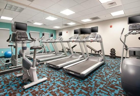 El Centro, Californien: Fitness Center