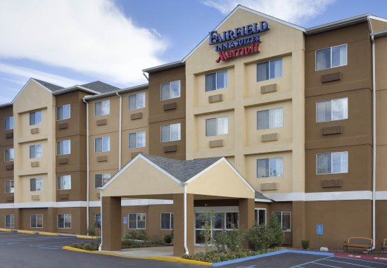 Fairfield Inn & Suites Branson: Entrance