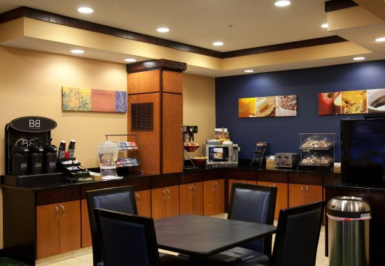 Bourbonnais, IL: Breakfast Area