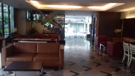 B.U. Place Hotel Bangkok-billede