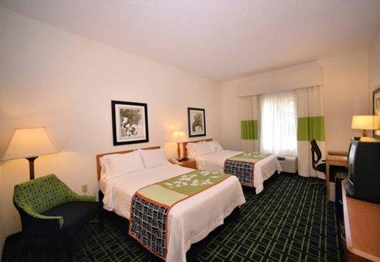 ไอเคน, เซาท์แคโรไลนา: Double/Double Guest Room