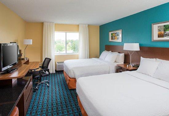 Mishawaka, IN: Double Guest Room