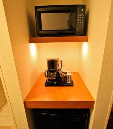 Yakima, WA: Suite Amenities