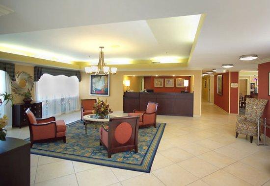 Fairfield Inn Shreveport Airport: Lobby