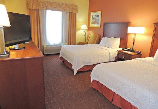Fairfield Inn Shreveport Airport: Double/Double Guest Room