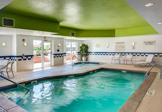 Noblesville, IN: Indoor Pool