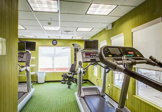 Noblesville, IN: Fitness Center