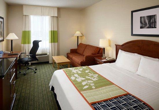 فيرفيلد إن باي ماريوت تورنتو أوكفيل: King Guest Room