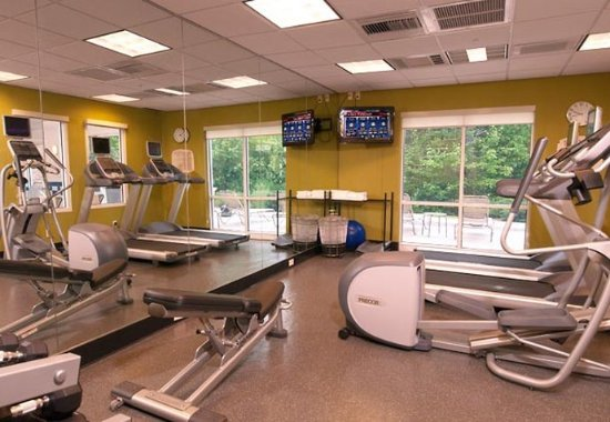 Brunswick, ME : Fitness Center
