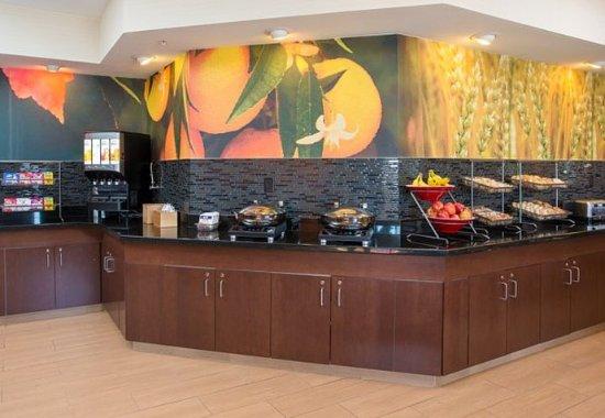 Peru, إلينوي: Breakfast Buffet