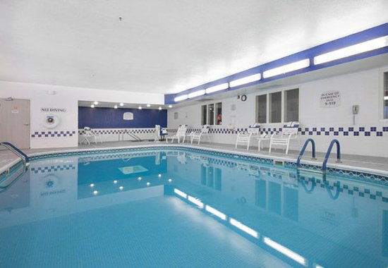 Coon Rapids, MN: Indoor Pool
