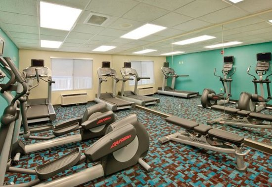 Fairfield Inn & Suites Raleigh Crabtree Valley : Fitness Center
