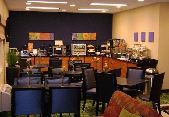 Mankato, MN: Breakfast Sitting Area