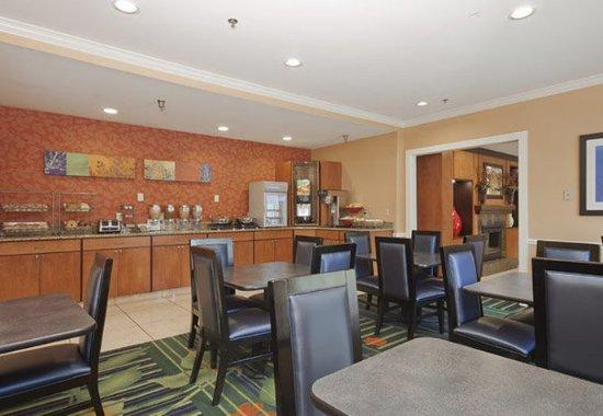 Sulphur, لويزيانا: Dining Area