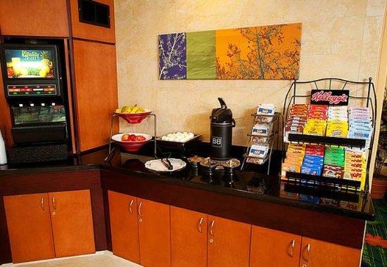 Mesquite, TX: Breakfast Room