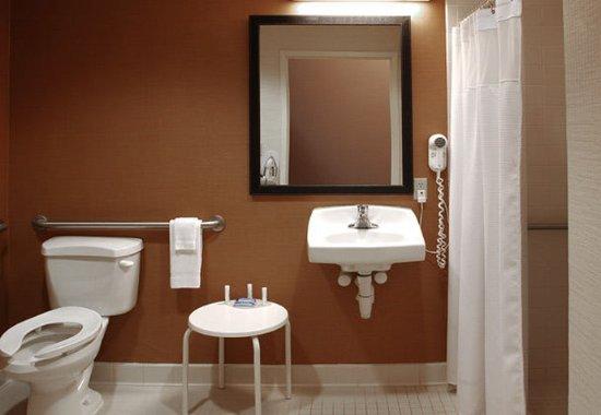 Fairfield Inn Kalamazoo West: Guest Bathroom