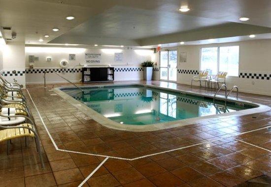 Fairfield Inn Kalamazoo West: Indoor Pool