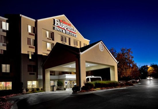 Fairfield Inn & Suites Raleigh-Durham Airport/RTP: Entrance