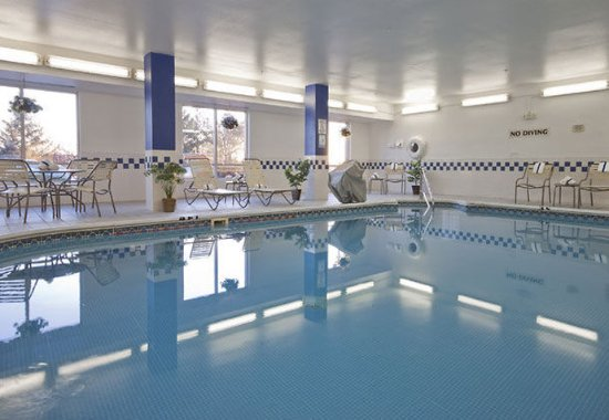 Liverpool, Nowy Jork: Indoor Pool