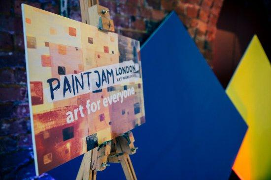 Paint Jam London