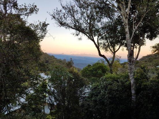 Canungra, أستراليا: Magic view.