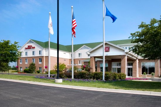 Welcome to the Hilton Garden Inn St. Charles