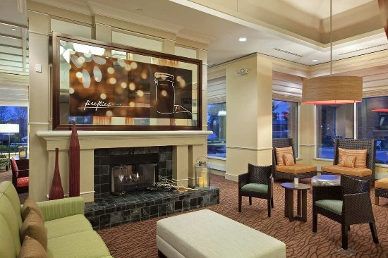 Hilton Garden Inn Hoffman Estates: Lobby