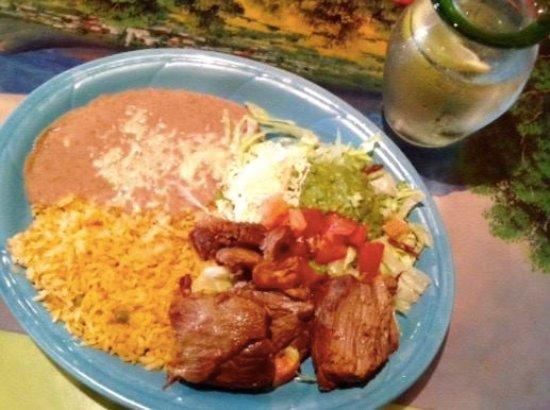 Gallatin, TN: Carnitas (pork) - tender and juicy