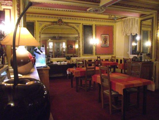 Pamiers, Prancis: salle petit déjeuner