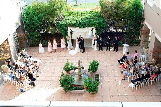 Fairfax, VA: Wedding Ceremony