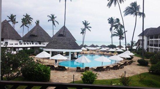 DoubleTree by Hilton Resort Zanzibar - Nungwi: נוף מחלון המלון