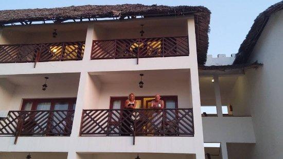 DoubleTree by Hilton Resort Zanzibar - Nungwi: מרפסת