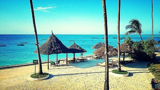 DoubleTree by Hilton Resort Zanzibar - Nungwi: נוף מחדר המלון