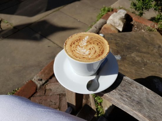 Framlingham, UK: Best Capaccino in Suffolk