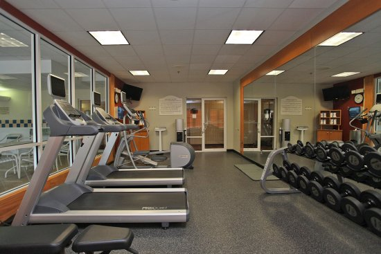 Chesterton, IN: Fitness Center