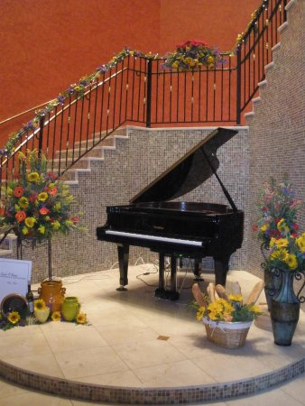 Anderson, Carolina Selatan: Grand Piano