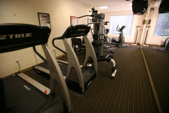 Fairfield, Kalifornia: Fitness Room