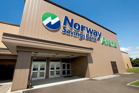 Auburn, Мэн: Norway-Bank-Arena