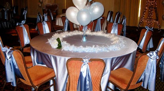 Hilton Garden Inn Savannah Midtown: Banquet Dinner