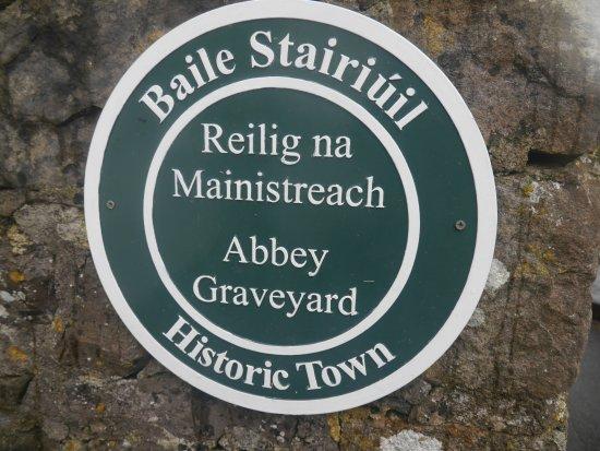 Donegal Town, Irlanda: logo
