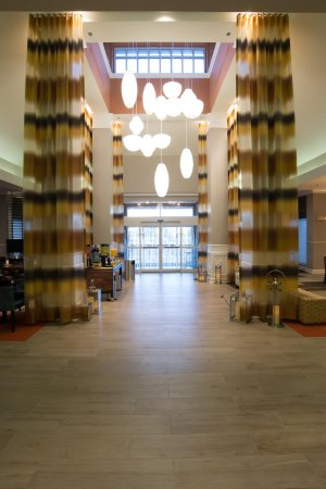 Rio Rancho, NM: Hotel Entrance