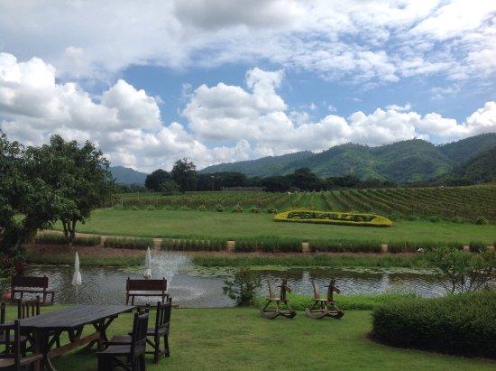 Pak Chong, Tailandia: A view look through the National Park